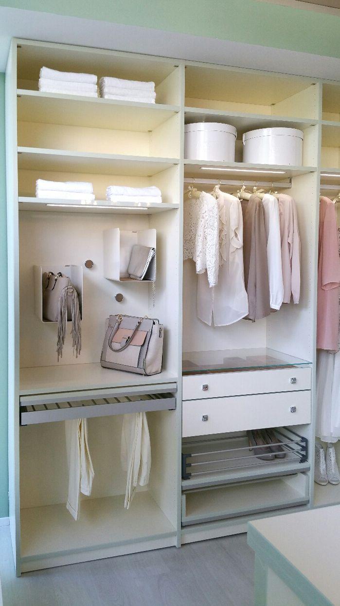 Einbauschranke Nach Mass Ausstattung Begehbarer Kleiderschrank