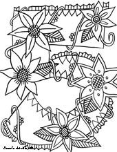 This website has amazing FREE coloring pages!  Numbers, alphabet, animals, pirates, holidays and lots lots more!