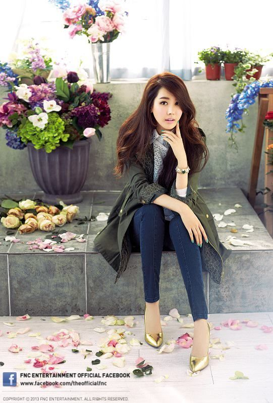 Crush On Da-hae | All about Lee Da Hae |