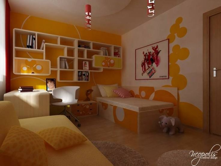 Creative, Colorful, And Fun Ideas For Decorating Kidsu0027 Rooms By Neopolis  Interior Design   Home Decor Fashions