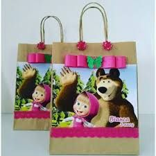 10 Best Masha And The Bear Birthday Party Images On