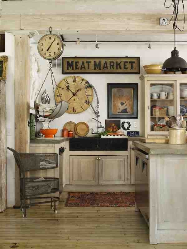 What Is A Country Kitchen   This kitchen appeared on the cover of Beautiful Kitchens last spring ...