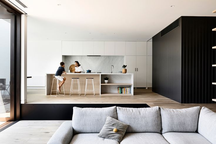 Rob Kennon Architects | Malvern East House