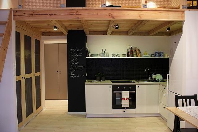 Kawalerka z antresolą, czyli jak urządzić małe mieszkanie