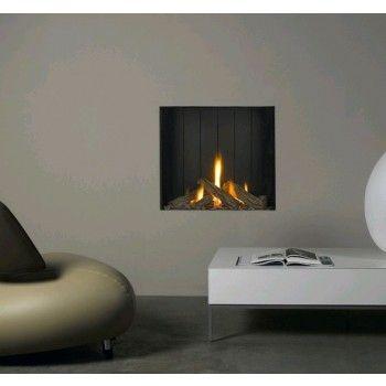 De #Thermocet Trimline 73H is een unieke gesloten front #gashaard. #Gaskachel #Kampen #Interieur #Fireplace #Fireplaces