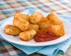 Croquettes de pomme de terre (facile, rapide) - Une recette CuisineAZ