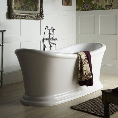 Heritage Orford Double Ended Slipper Roll Top Bath (1700x740mm)