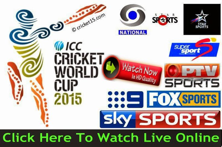 Watch West Indies vs Zimbabwe Live Streaming ICC Cricket World Cup 2015 Online Free on Tuesday, February 24 at 03:30 GMT. You can easily Zimbabwe vs West Indies Live Stream ICC Cricket World Cup 2015 – Pool B, Match 15 … Continue reading →