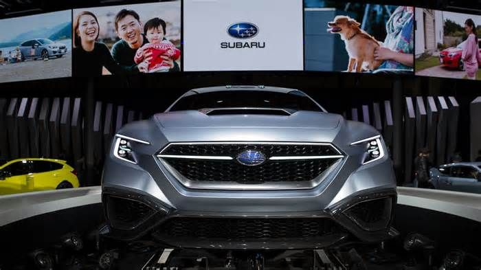Subaru is latest big Japanese company to admit mistake The stock closed down 2.6 percent. The Subaru problems closely follow the crisis at Nissan. Last week, Nissan said it would halt production of cars for the Japanese market after discovering that inspections were not carried out properly at several factories.