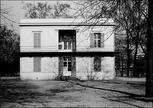 Karl Friedrich Schinkel: Schinkel Pavillion, Berlin, 1824.
