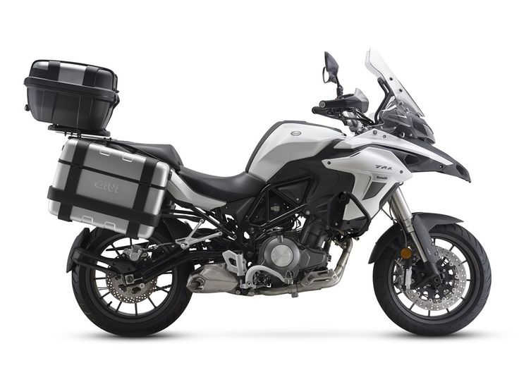 MILAN SHOW: Benelli TRK 502 and Leoncino go into production