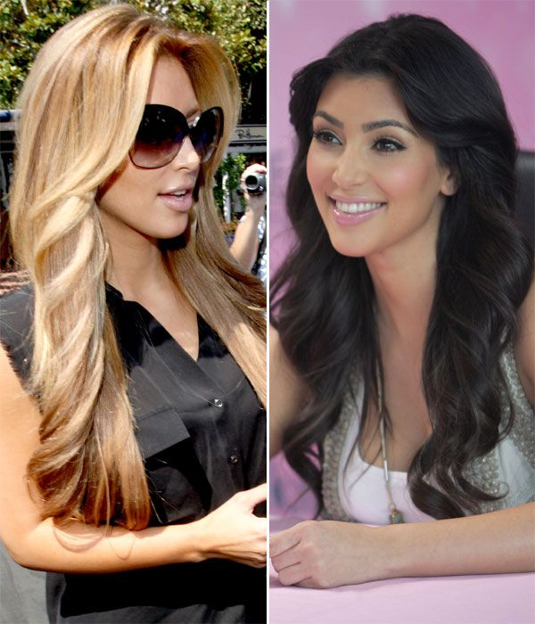 Brunettes Going Blonde
