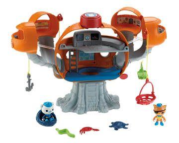 Octonauts Octopod Playset