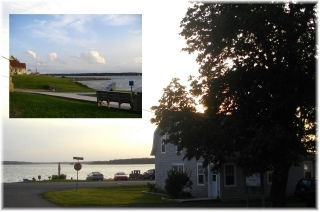 Water view house for sale!! Georgetown PEI