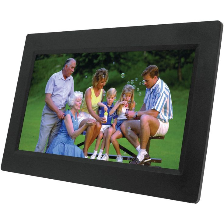 naxa tft led digital photo frame 101