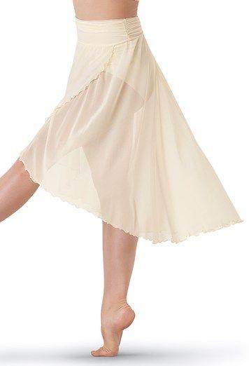 Mesh Wrap Skirt | Balera™