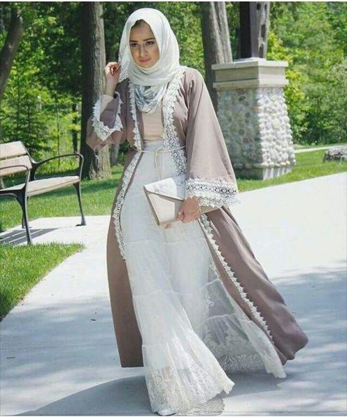 beige, elegance, and hijab image