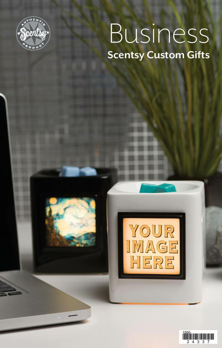 Custom warmers for any occasion.  You supply the photo of the logo or picture and Scentsy does the rest.  What a great idea for realtors, school fundraising, wedding center pieces, etc.. you may place an order right from the comfort of your home. go to pattycake.scentsy.us for more details and to place your order.
