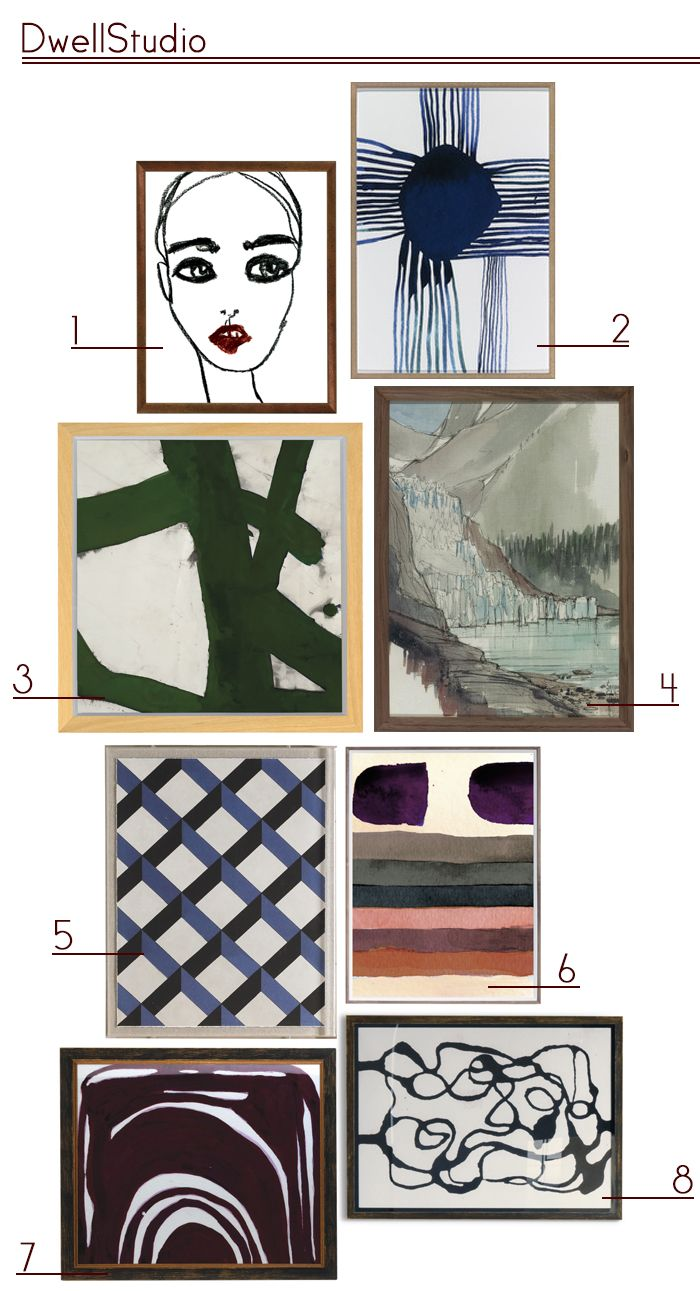 Best Online Art Resources | Emily Henderson @dwellstudio