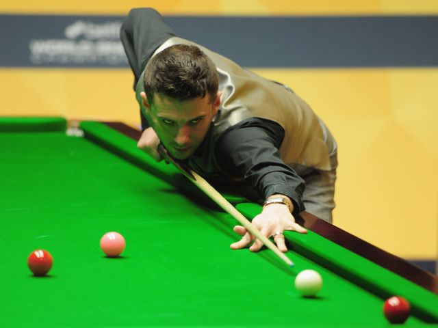 Result: Mark Selby makes it a double for Leicester