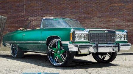 1974 Chevrolet Caprice #Donk