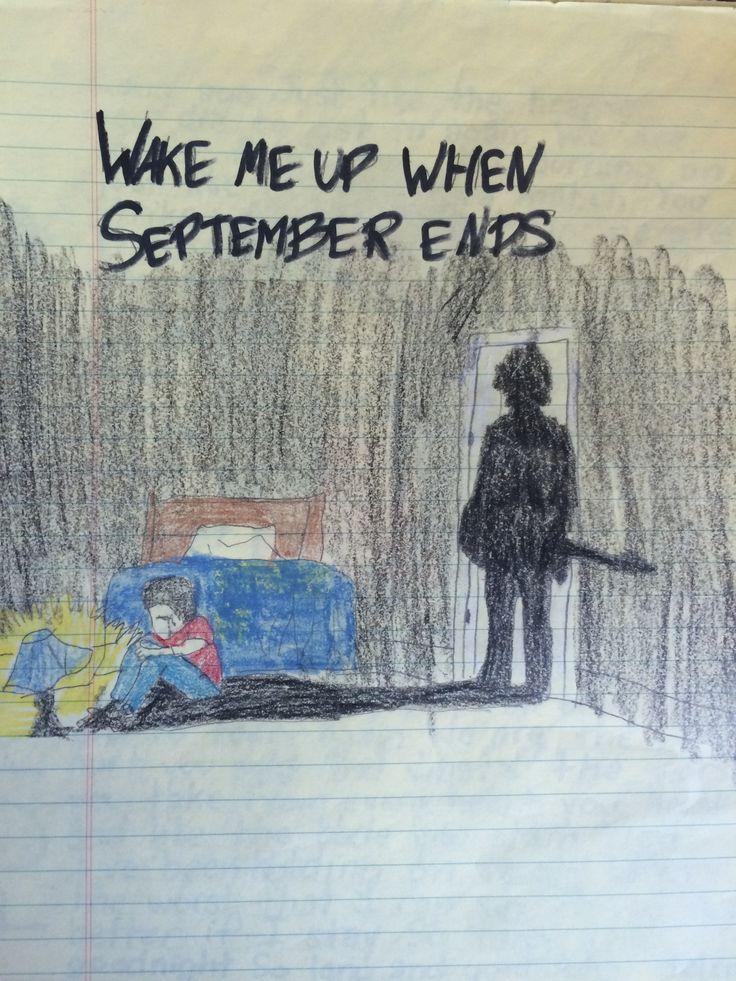 25 best ideas about september ends lyrics on pinterest green day september september ends. Black Bedroom Furniture Sets. Home Design Ideas