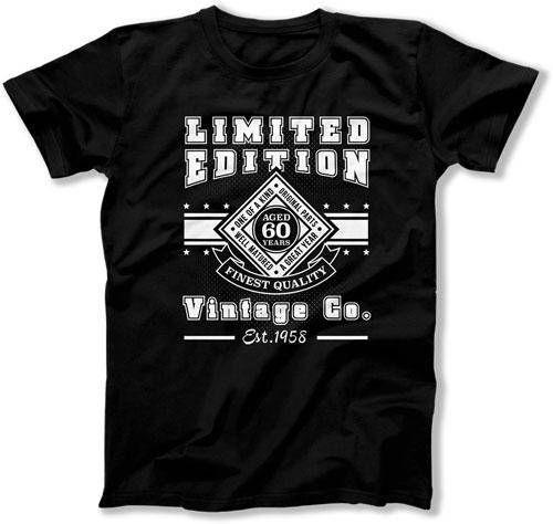 60th Birthday Gifts For Him 60th Birthday T Shirt Birthday