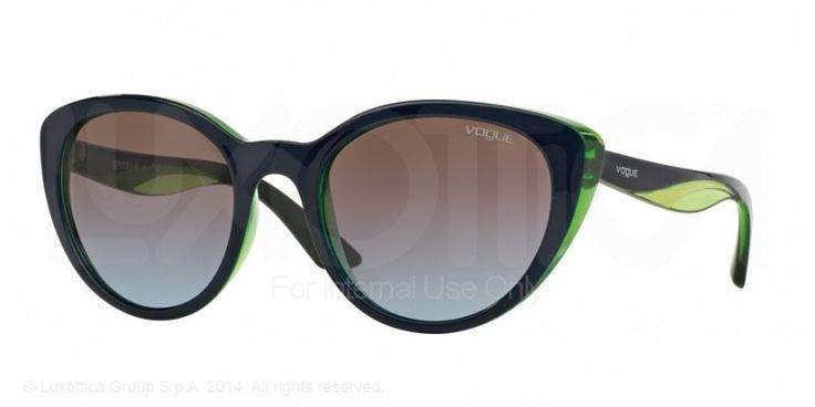 Lunette de soleil VOGUE VO2963S 231148 femme - prix 70€ - KelOptic