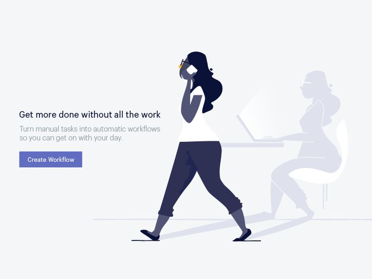 One of my favourite parts of my job? Sneaking* women into every illustration that involves someone being the boss.  Check out the rest of the Shopify Empty States here .  *okok by sneaking I mean t...