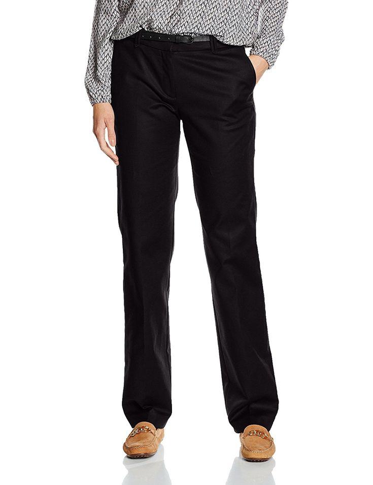 ESPRIT Women's Trousers 996EE1B915: Amazon.de: Bekleidung