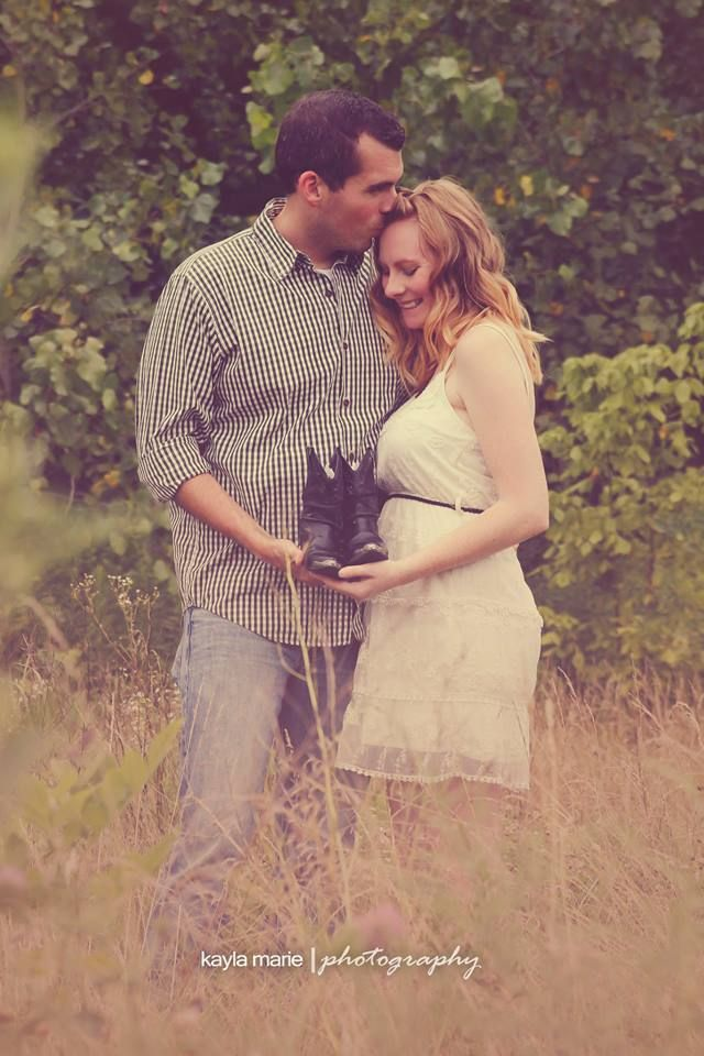Country Pregnancy Announcement