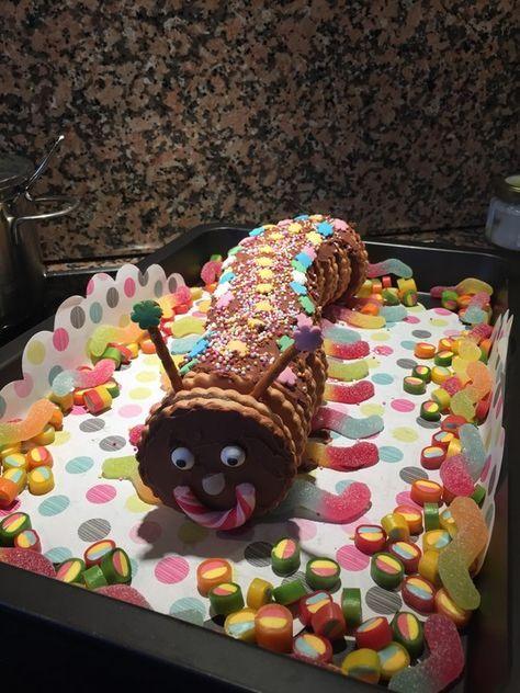 Caterpillar, ein schönes Rezept in der Kategorie Kuchen. Bewertungen: 4. Durchsc …   – Essen Trinken