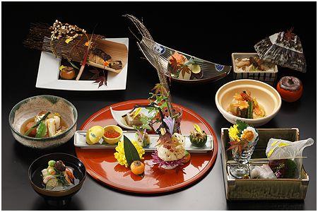 kaiseki-Ryori ● 和懐石料理
