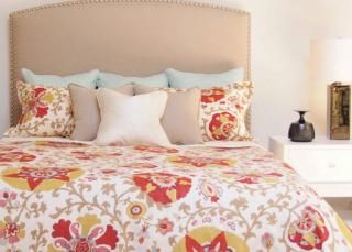 Suzani Meadow Duvet Cover Available in 4 Sizes