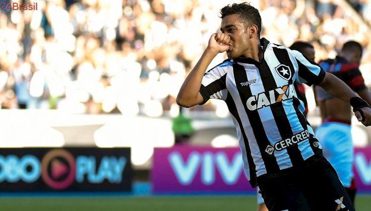 Uma tarde para dar força a Roger | No Rio de Janeiro, Botafogo perde do Vitória com gol nos acréscimos