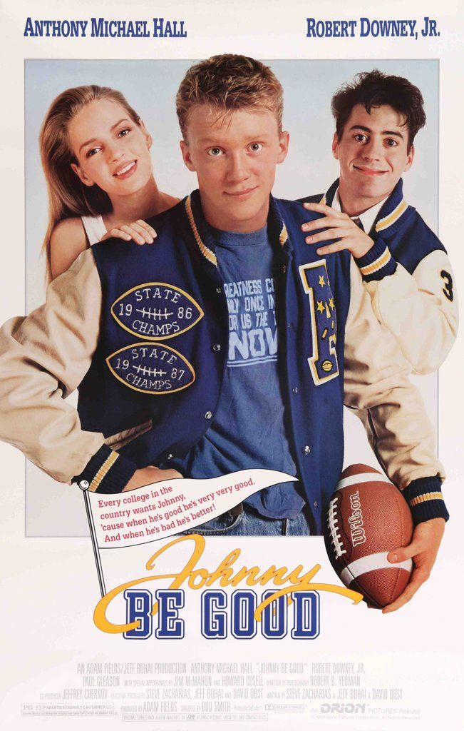 Johnny Be Good (1988) #1980s #1988 #Anthony-Michael-Hall