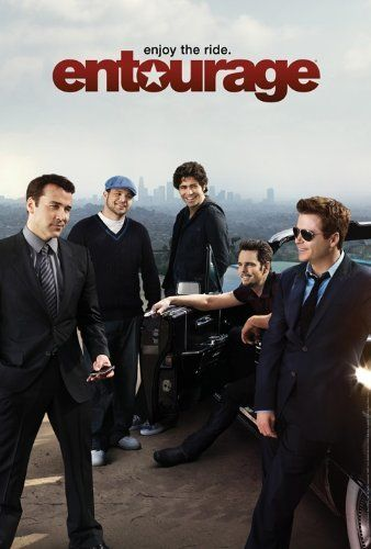 With Kevin Connolly, Adrian Grenier, Kevin Dillon, Jerry Ferrara. Film star Vince Chase navigates the vapid terrain of Los Angeles with a close circle of friends and his trusty agent.
