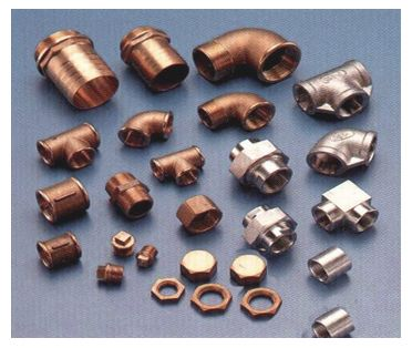 Brass Castings #BrassCastings   #brasscastings title brass bw cable glands We offer various types of Brass castings Brass machined castings from our Jamnagar Foundry.  we have state of the art equipments for casting Brass and Copper alloys.  Our Brass casting foundry in Jamnagar can cast up to 4 kg casting.