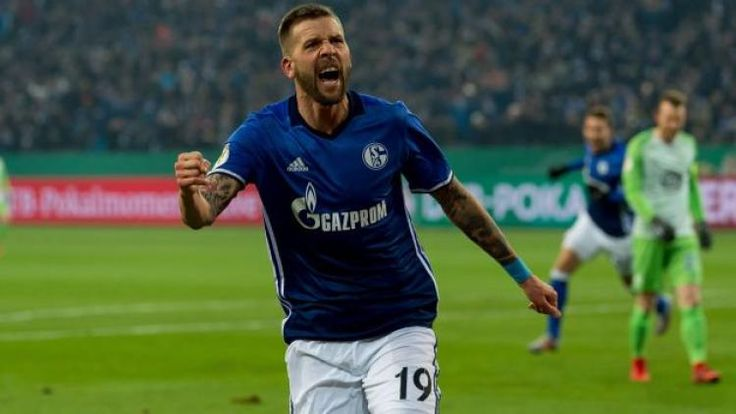Schalke edge past Wolfsburg to reach DFB Cup semi-finals: Schalke made it to the last four of the DFB Cup after Guido Burgstaller's ninth…
