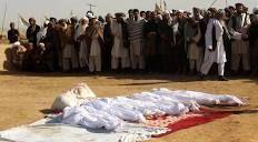 U.S. military: November battle with Taliban killed 33 Afghan civilians