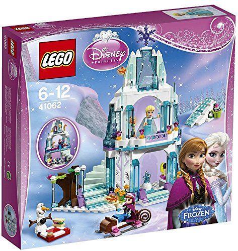 Lego Disney Frozen Princess: Elsa's Sparkling Ice Castle (41062)  Manufacturer: LEGO Enarxis Code: 014719 #toys #Lego #Disney #Frozen #Elsa
