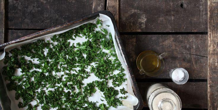 Organic Chinese Seaweed Kale - Abel & Cole