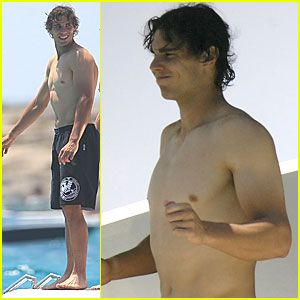 Rafael Nadal News, Photos, and Videos | Just Jared | Page 6