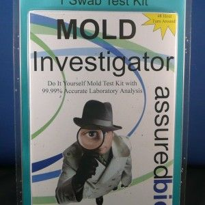 $49.99–$195.99  The best value in consumer mold testing – bar none. For the first time, DNA diagnostics are available to everyone. This state-of-the-art mold detection kit includes a mold capture system. It's easy, fast, and DNA certified. This test identifies molds that are highly correlated with water damage, high moisture levels, and toxic molds. Sampling is easy, just select a room, find some undisturbed dust and swab it. Get results in 2 weeks!