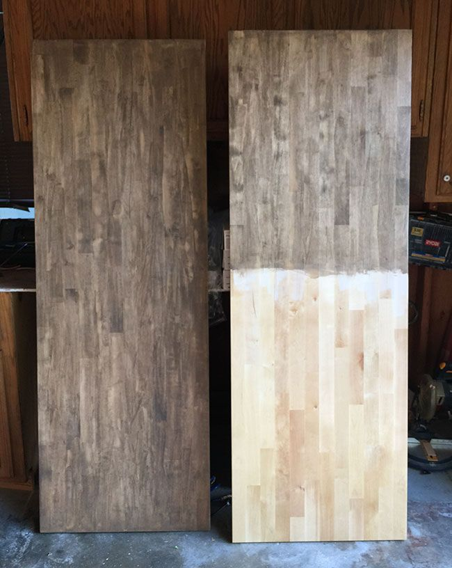 New Laundry Room Cabinets Butcher Block Amp Farmhouse Sink