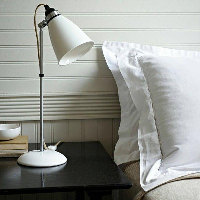 Perfekt lese-på-sengen-lampe?