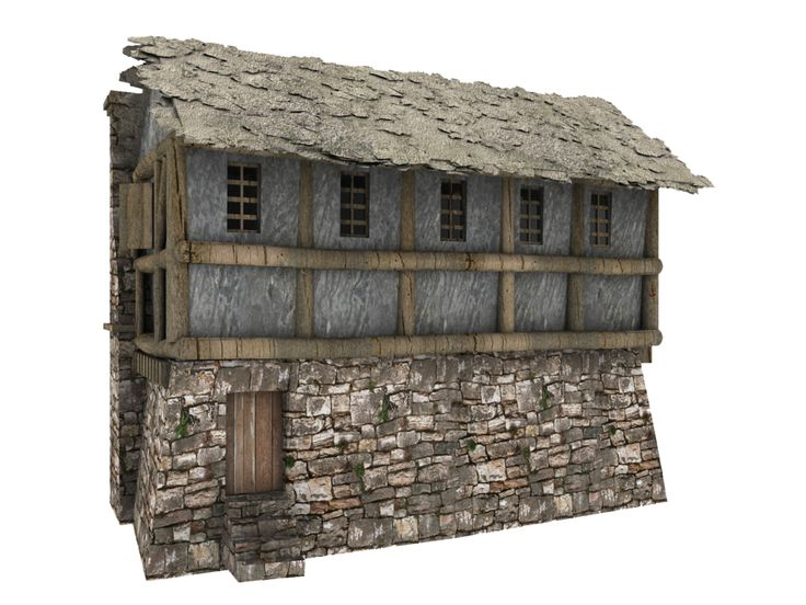 Fantasy Building - Stock by HBKerr on DeviantArt