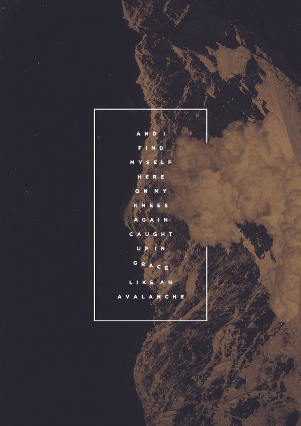 """Like An Avalanche - Dylan Thomas + Joel Houston (Hillsong) [ 2010 ]  From the album """"Aftermath"""" by Hillsong United"""