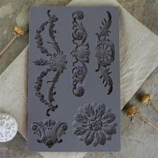Prima - Vintage Art Décor Mould - Baroque 3