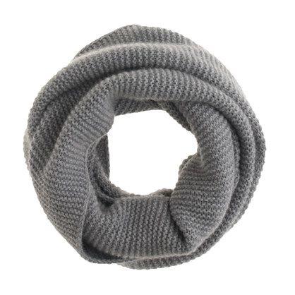 Cashmere infinity scarf - scarves, hats & gloves - Women's accessories - J.Crew